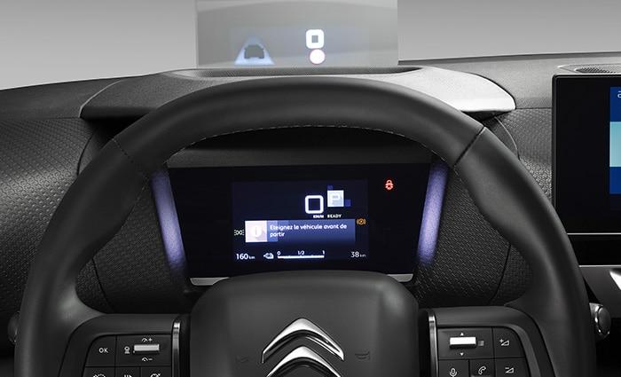 Accessoires Berline compacte Citroën C4 Valréas