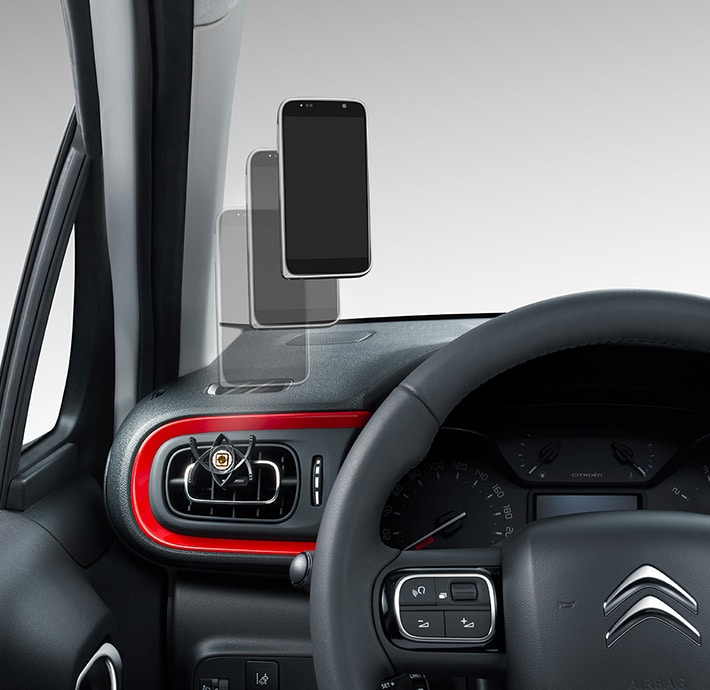 Citroën C3 accessoires et confort concessionnaire Valréas