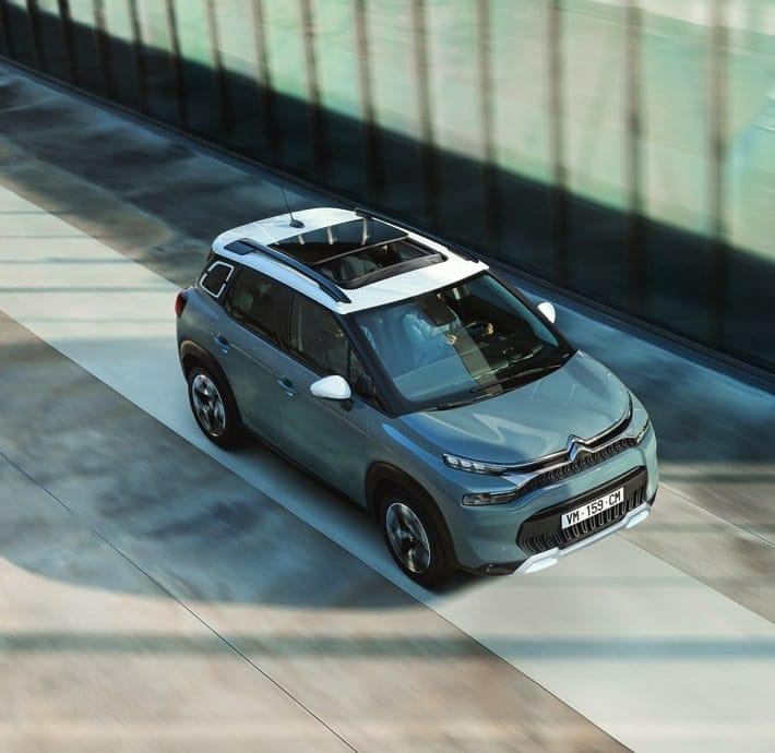 Technologies SUV Citroën C3 Aircross Valréas