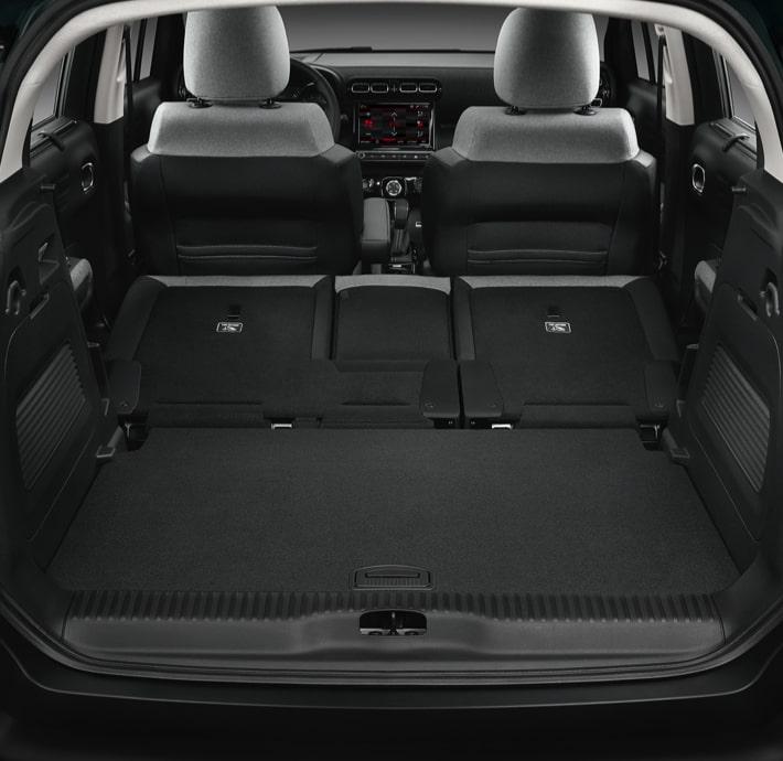 Grand coffre Citroën C3 Aircross Valréas