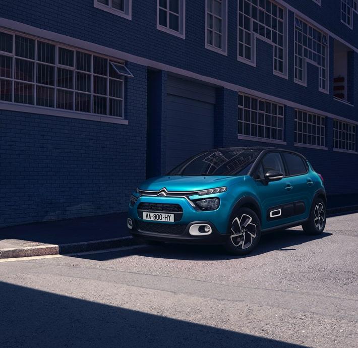 Citroën C3 motorisations concessionnaire Valréas