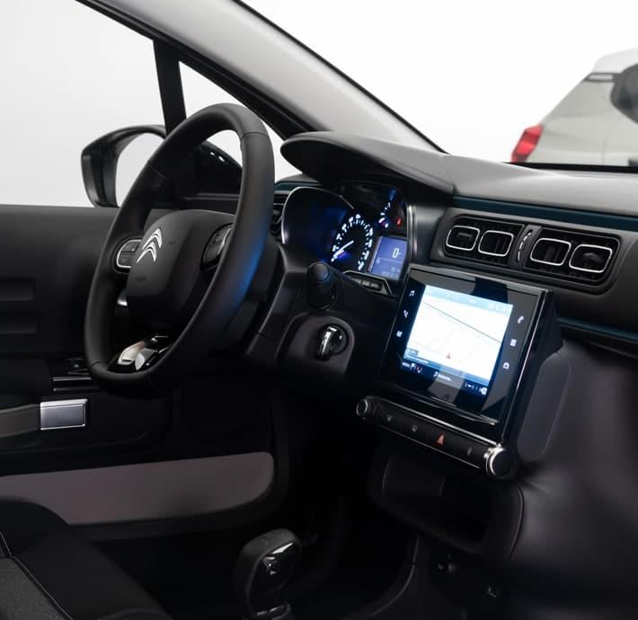 Citadine Citroën C3 technologies Valréas boite automatique