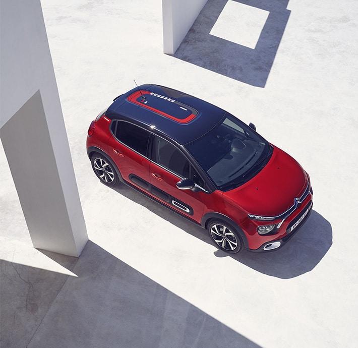 Citroën C3 Citadine personnalisable Valréas