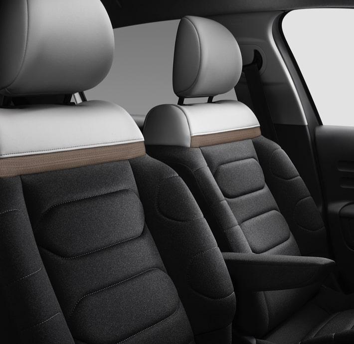 Citadine confortable Citroën C3 Valréas sièges Advanced comfort