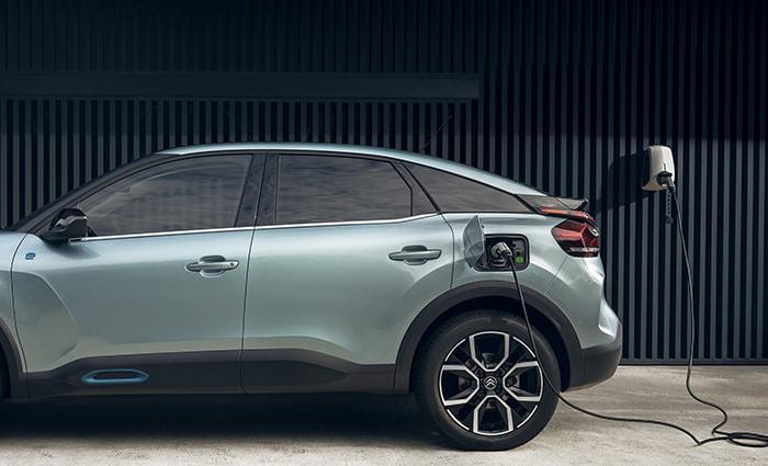 Citroën ë-C4 électrique Valréas