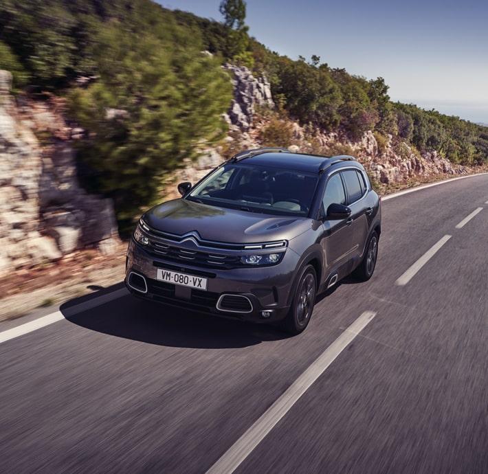 SUV Citroën C5 Aircross Valréas technologie valréas