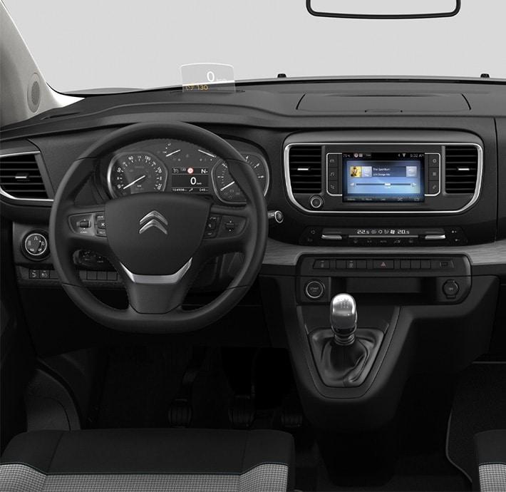 Volume van Citroën SpaceTourer Valréas