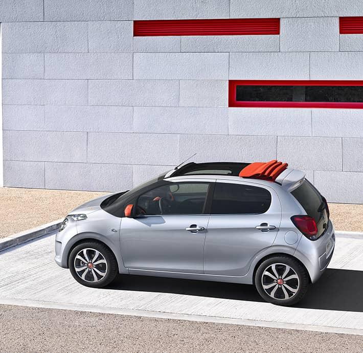 Design Citadine Citroën C1 Valréas