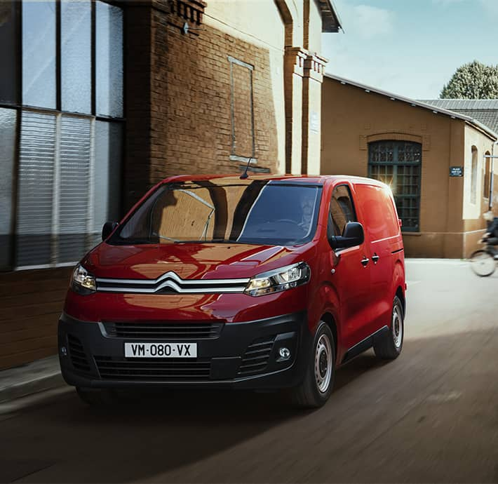 Design utilitaire Fourgon Citroën Jumpy Valréas