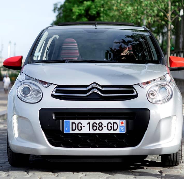 Design personnalisable Citroën C1 Valréas