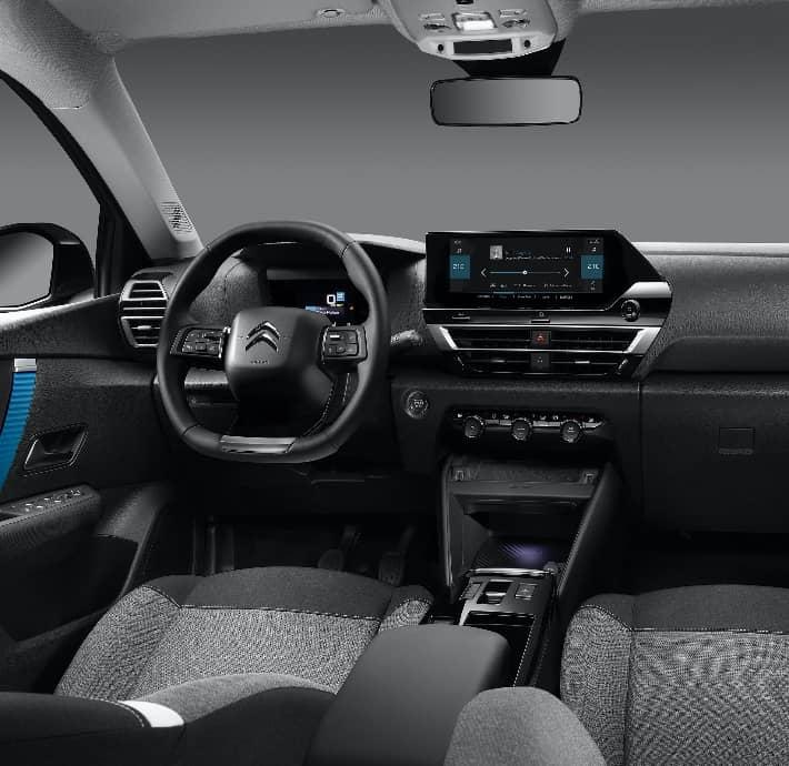 Personnalisation intérieur Citroën C4 Valréas