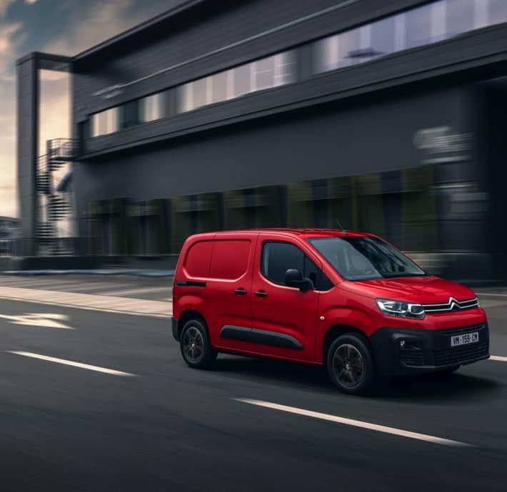 design et personnalisable Citroën Berlingo Van Valréas