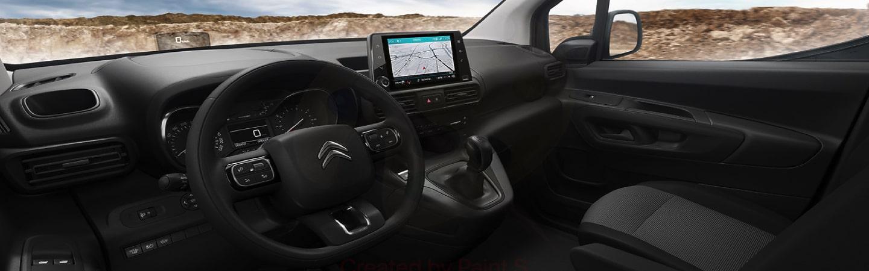 Modularité Citroën Berlingo Van Valréas