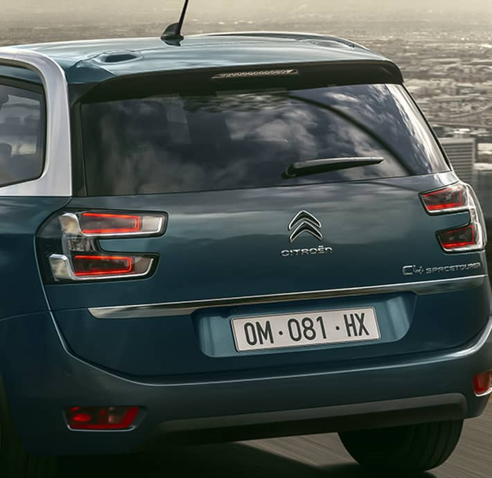 Technologies Citroën Grand C4 SpaceTourer Valréas