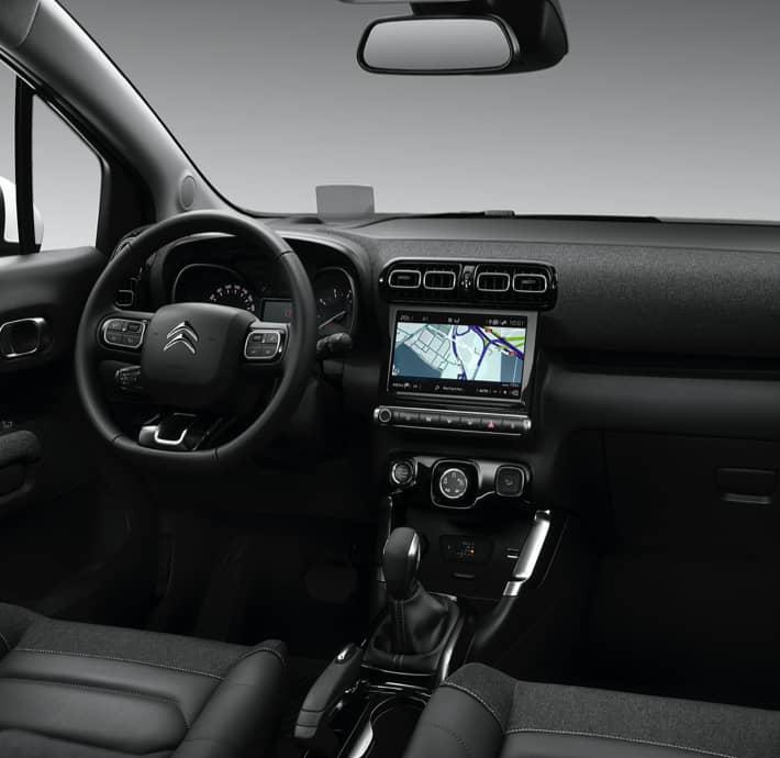 Technologies Citroën C3 Aircross concession valréas