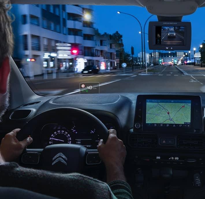 Confort et technologies Citroën Berlingo Van Concessionnaire Valréas