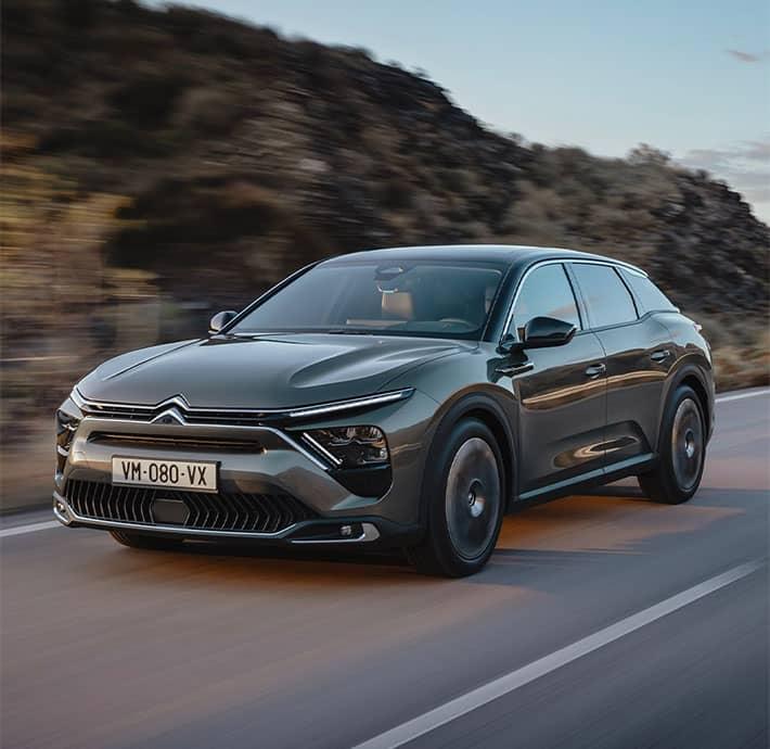 Design et confort Citroën C5 X Valréas