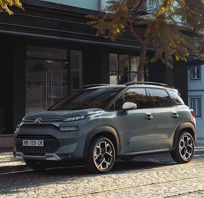 Achat voiture financement Citroën