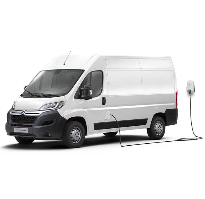 Confort Utilitaire électrique Citroën ë jumper Valréas