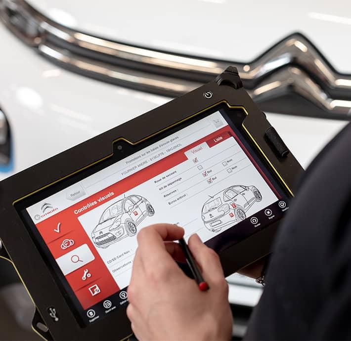 Service après-vente Citroën Valréas